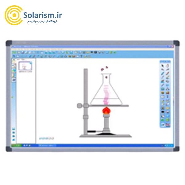 progress p120 ir6 smart board solarism