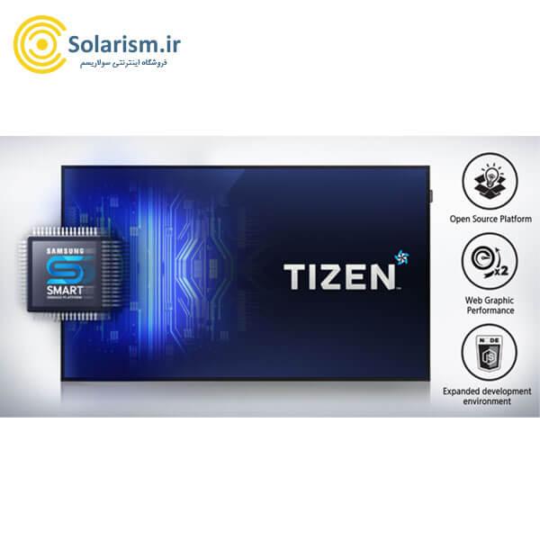 پخش کننده چند رسانه ای موجود در سیستم عامل TIZEN