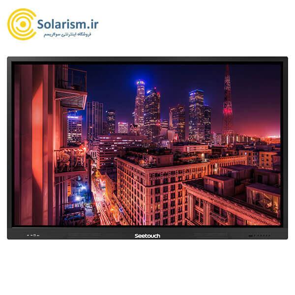 تلویزیون لمسی 65 اینچ